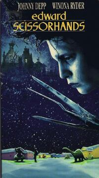Bild Edward Scissorhands