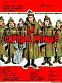 Bild Le caporal épinglé
