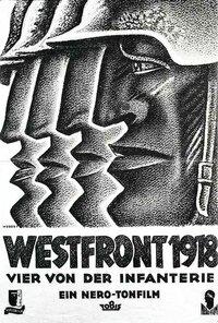 Bild Westfront 1918