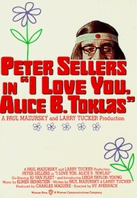 Bild I Love You, Alice B. Toklas!