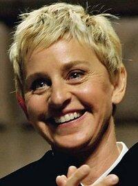 image Ellen DeGeneres