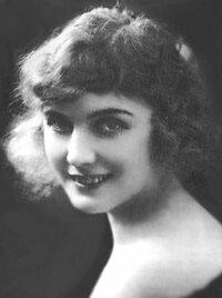 Bild Edna Purviance