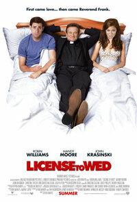 Bild License to Wed