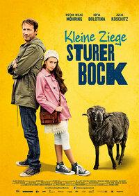 Bild Kleine Ziege, sturer Bock