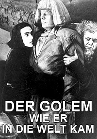 Bild Der Golem, wie er in die Welt kam