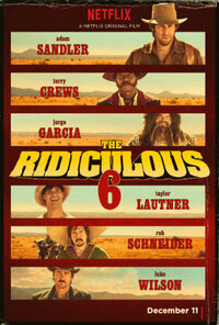 Bild The Ridiculous 6
