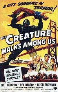 Bild The Creature Walks Among Us