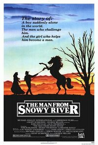 Bild The Man from Snowy River