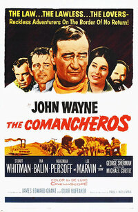 Bild The Comancheros