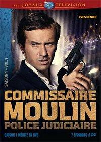 image Commissaire Moulin