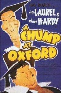 Bild A Chump at Oxford