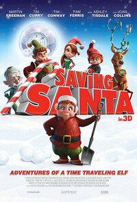 Bild Saving Santa