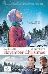 Bild November Christmas