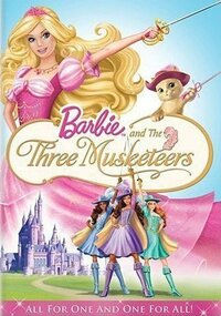Bild Barbie and the Three Musketeers