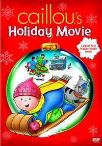 Bild Caillou's Holiday Movie