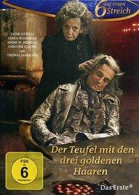 Bild Der Teufel mit den drei goldenen Haaren