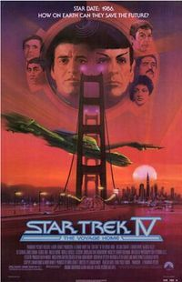 image Star Trek IV - The Voyage Home