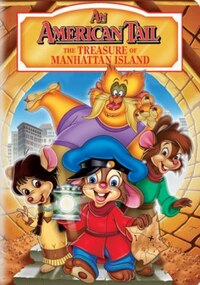 Bild An American Tail: The Treasure of Manhattan Island
