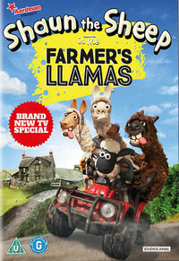 Bild Shaun the Sheep: The Farmer's Llamas