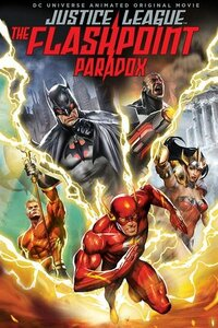 image Justice League: The Flashpoint Paradox