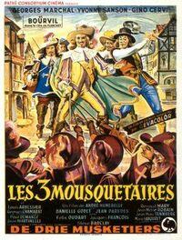 Bild Les Trois Mousquetaires
