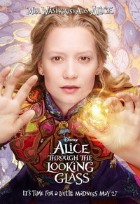 image Alice Through the Looking Glass