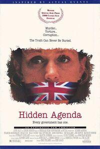 Bild Hidden Agenda