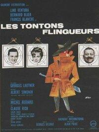 Bild Les tontons flingueurs