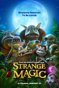 Bild Strange Magic