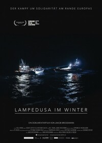 Bild Lampedusa in Winter
