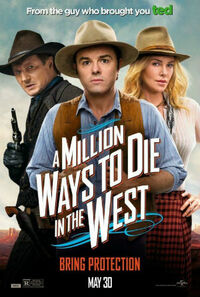 Bild A Million Ways to Die in the West