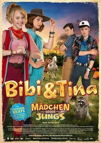 Bild Bibi & Tina - Mädchen gegen Jungs