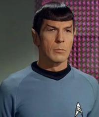 Bild  Spock