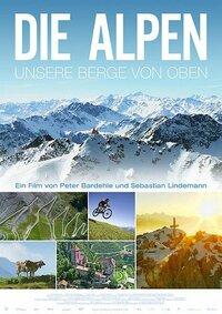 Bild Die Alpen - Unsere Berge von oben