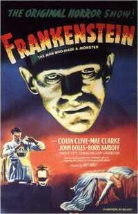 Imagen Frankenstein