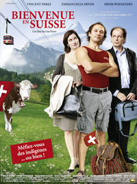 Bild Bienvenue en Suisse
