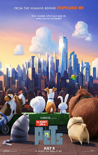 Bild The Secret Life of Pets