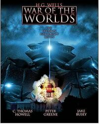 image H.G. Well's War of the Worlds
