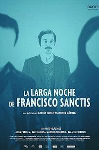 Bild La larga noche de Francisco Sanctis
