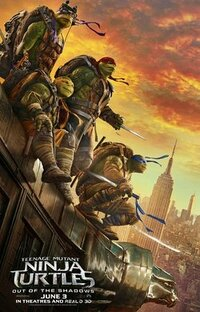 Bild Teenage Mutant Ninja Turtles: Out of the Shadows
