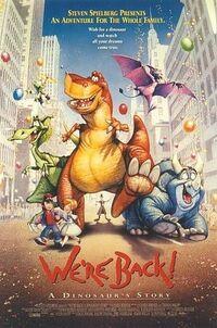 Bild We're Back! A Dinosaur's Story
