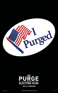 Imagen The Purge: Election Year