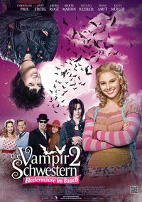 Bild Die Vampirschwestern 2 - Fledermäuse im Bauch