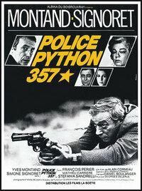Bild Police Python 357