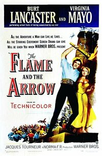 Imagen The Flame and the Arrow