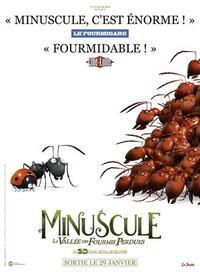 Bild Minuscule - La vallée des fourmis perdues