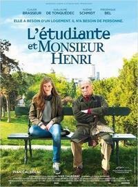 Bild L'étudiante et Monsieur Henri