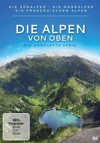 Bild Die Alpen von oben