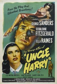 image The Strange Affair of Uncle Harry