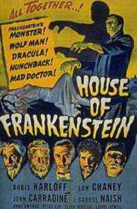 image House of Frankenstein